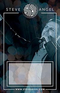 Steve Angel - poster