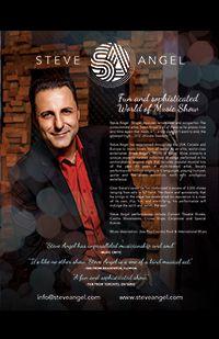 Steve Angel - One Sheet